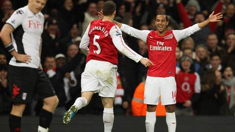Walcott rewarded