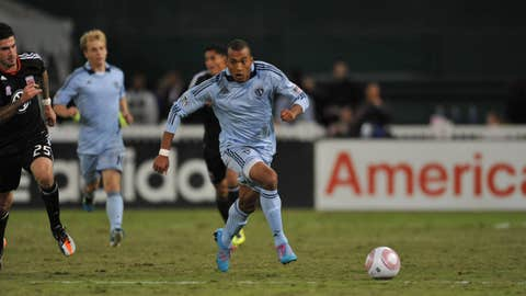 Teal Bunbury, F, Sporting KC