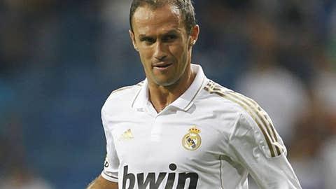 Ricardo Carvalho, D, Real Madrid