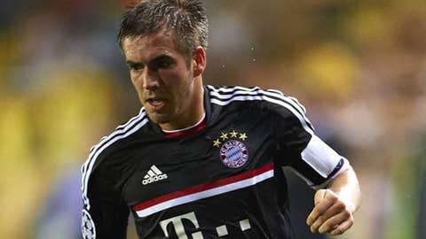 Philipp Lahm, FB, Bayern Munchen
