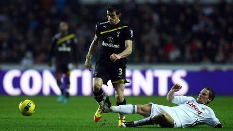 Gareth Bale, M/W, Tottenham