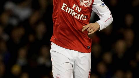 Laurent Koscielny, D, Arsenal