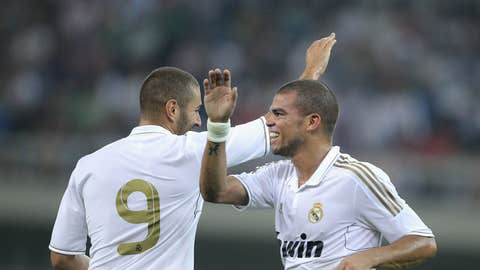 Pepe, D/M, Real Madrid
