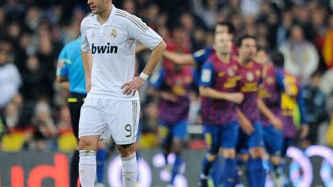 Karim Benzema, F, Real Madrid
