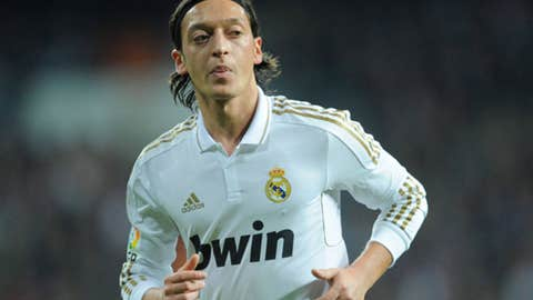 Mesut Ozil, MF, Real Madrid
