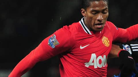 Antonio Valencia, RW, Manchester United