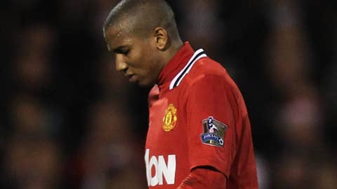 Ashley Young, LW, Manchester United