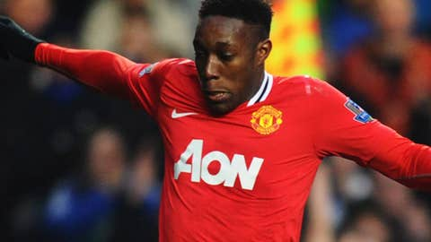 Danny Welbeck, F, Manchester United