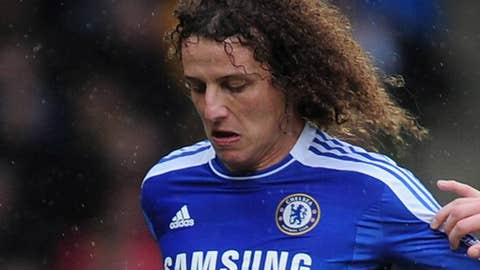 David Luiz, LCB, Chelsea
