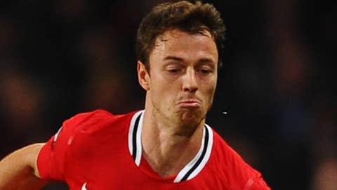Jonny Evans, RCB, Manchester United