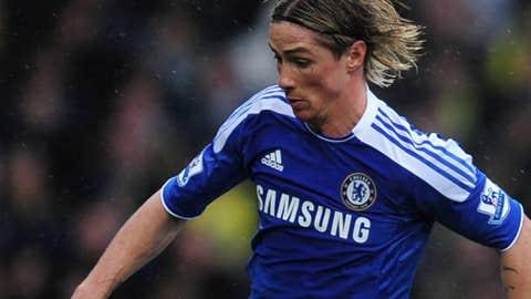 Fernando Torres, F, Chelsea