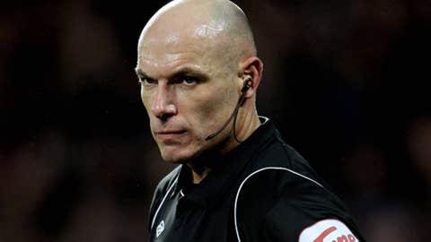Howard Webb, referee