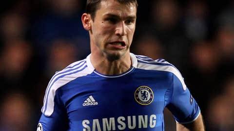Branislav Ivanovic, RB, Chelsea