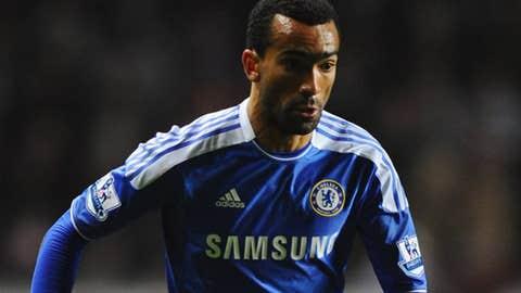 Jose Bosingwa, LB, Chelsea
