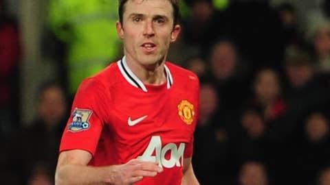 Michael Carrick, M, Manchester United