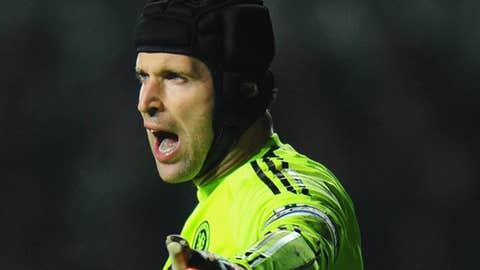 Petr Cech, G, Chelsea