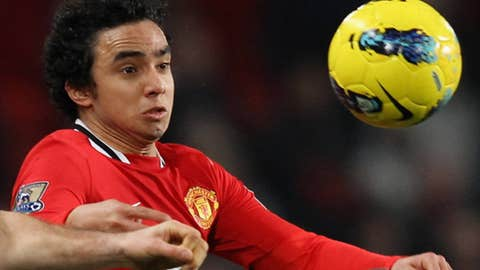 Rafael da Silva, RB, Manchester United