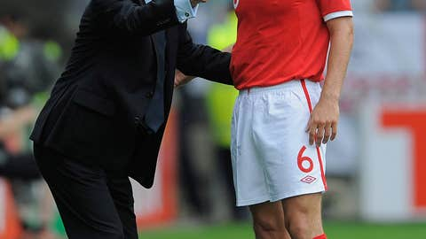 FILE: Fabio Capello Resigns As England Manager
