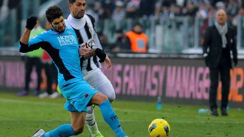 #3. Juventus (5)