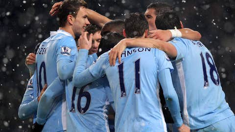 #6. Manchester City (6)