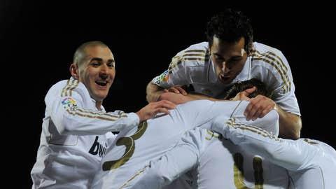 #2. Real Madrid (2)