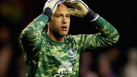 Tim Howard, GK, Everton