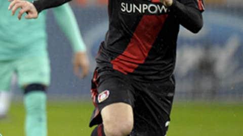 Gonzalo Castro, D, Bayer Leverkusen
