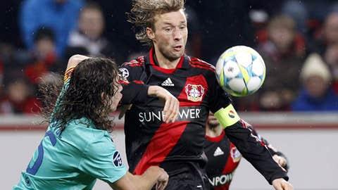 Simon Rolfes, M, Bayer Leverkusen