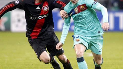 Lars Bender, M, Bayer Leverkusen