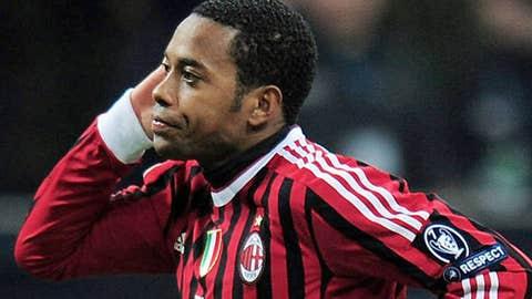 Robinho, AC Milan