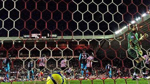 Sunderland v Arsenal
