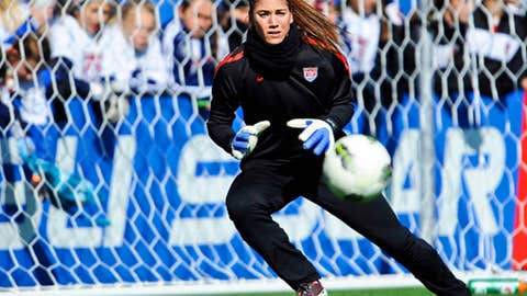 Hope Solo, G