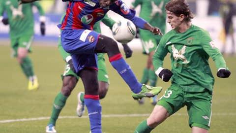 Seydou Doumbia, F, CSKA