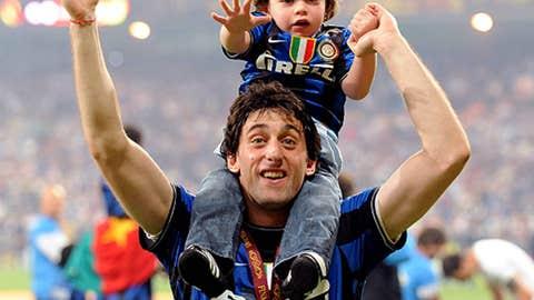 Diego Milito, F, Inter Milan