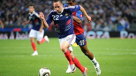 Franck Ribery, LW, Bayern Munich
