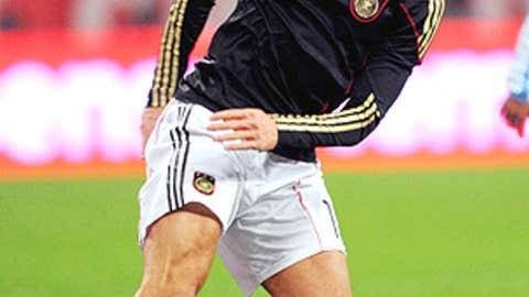 Mario Gomez, F, Bayern Munich