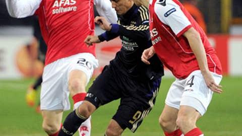 Matias Suarez, F, Anderlecht
