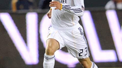 David Beckham, M, Los Angeles Galaxy