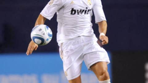 Cristiano Ronaldo, F, Real Madrid