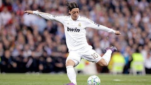 Mesut Ozil, MF, Real Madrid