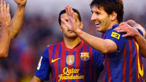 FC Barcelona Sevilla