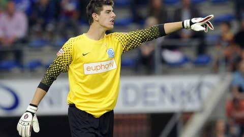 Thibaut Courtois, GK, Atletico Madrid