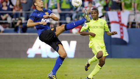 Rio Ferdinand, D, Manchester United
