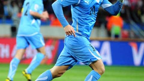 Diego Forlan, F, Inter