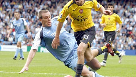August 26, 2006 - City 1, Arsenal 0