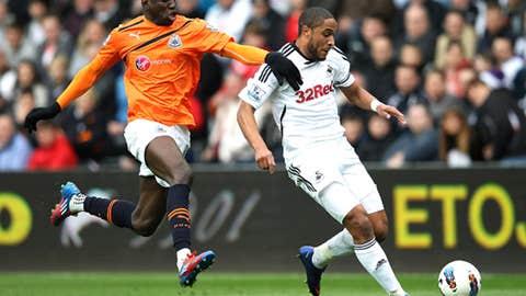 Swansea vs. Newcastle United
