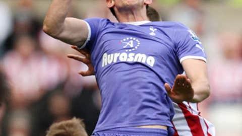 Gareth Bale (AP Photo/Scott Heppell)