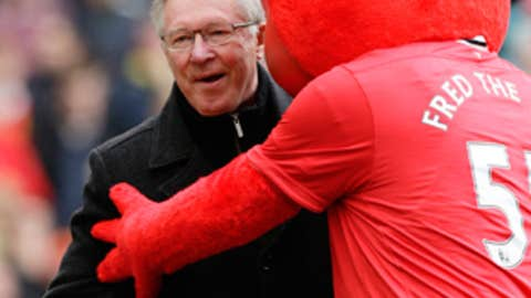 Sir Alex Ferguson (AP Photo/Jon Super)