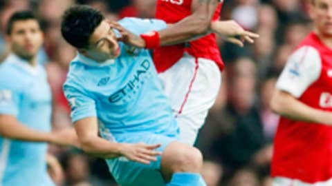 Alex Song, M, Arsenal