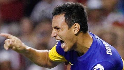 Argentina's Boca Juniors (AP Photo/Victor R. Caivano)